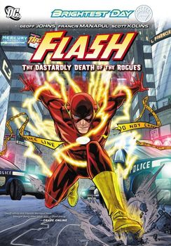 The Flash. The Dastardly Death of the Rogues HC