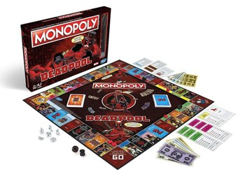 Монополия «Дэдпул» / «Deadpool»