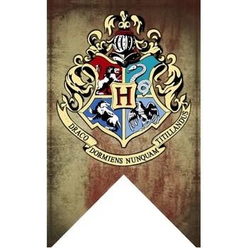 Знамя Хогвартс Гарри Поттер / Hogwarts Harry Potter
