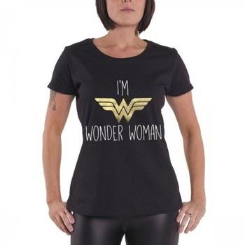 Официальная футболка Чудо-женщина / Wonder Woman