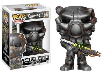 Фигурка Funko Х-01 Силовая Броня / X-01 Power Armor Fallout 4