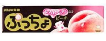 Жевательные конфеты Puccho персик 45 г.