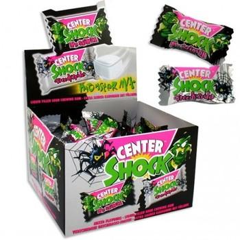 Жевательная резинка Chupa Chups Center Shock Monster Mix (в ассортименте)