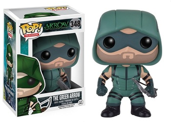 Фигурка Funko Стрела / The Green Arrow CW