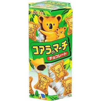 Печенье Lotte Koala Шоколад 50 г.
