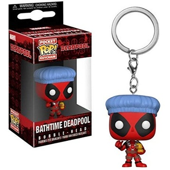 Брелок-фигурка Funko Дэдпул / Bathtime Deadpool