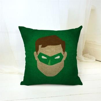 Green Lantern подушка