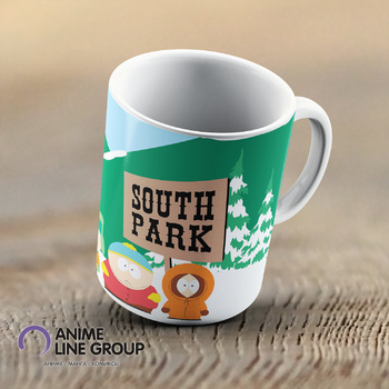 Чашка South Park