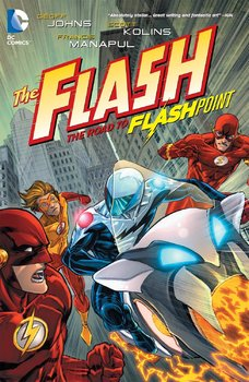 The Flash. The Road to Flashpoint TPB