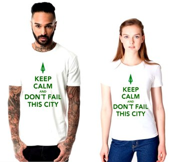 Green Arrow футболка