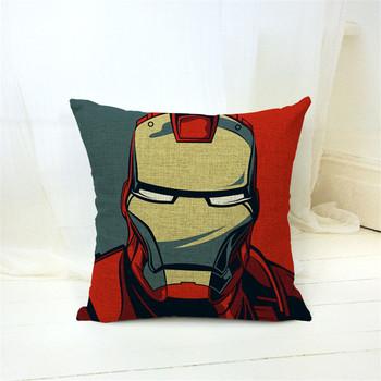 Iron Man подушка