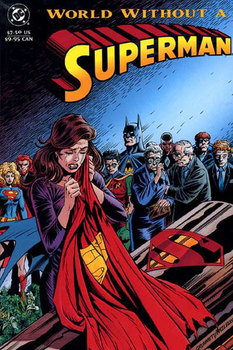 World Without A Superman TPB (1st printing)