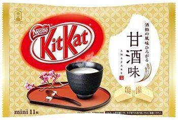 KitKat Саке Amazake (Большая упаковка)