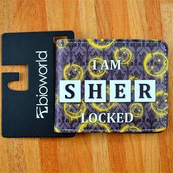 Бумажник Шерлок / Sherlock