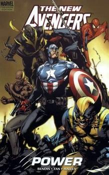 New Avengers. Vol. 10: Power HC
