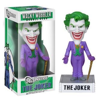 Фигурка Funko Wacky Wobbler Джокер / Joker