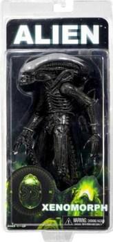 Фигурка NECA Чужой Ксеноморф / Xenomorph Alien 35th