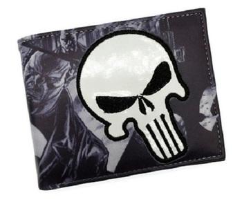 Бумажник Каратель / Punisher