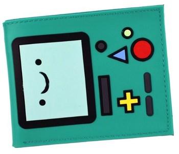 Бумажник БиМО Время Приключений / BMO Adventure Time
