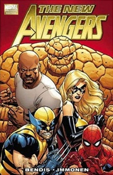 New Avengers. Vol. 1 HC