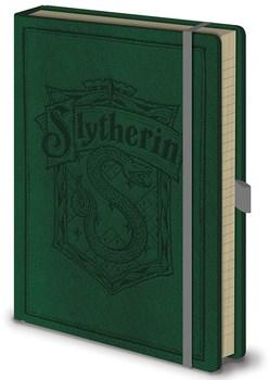 Официальный блокнот Слизерин Гарри Поттер / Slytherin Harry Potter