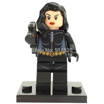 Минифигурка Чёрная вдова / Black Widow