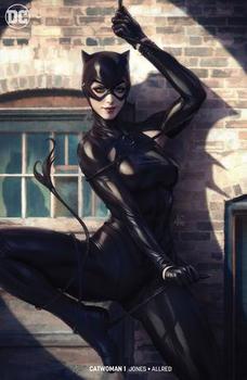 DC Universe. Catwoman #1 Cover B Variant Stanley Artgerm Lau Cover