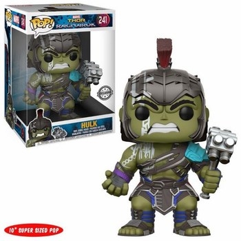 Фигурка-башкотряс Funko Халк (Тор Рагнарёк) 30 см / Hulk (Thor Ragnarok) 10