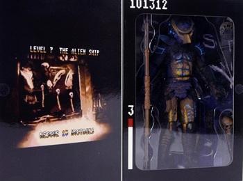 Фигурка NECA Хищник Городской Охотник (Видеоигра) / Predator City Hunter (Video Game)