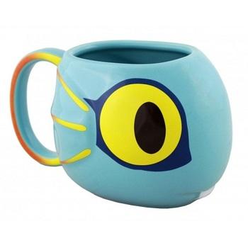 Чашка Голубой Морлок / Blue Murloc World of Warcraft
