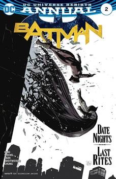 DC Universe Rebirth. Batman. Annual #2