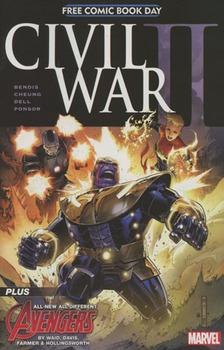 Civil War II Cover A FCBD 2016 Regular Edition