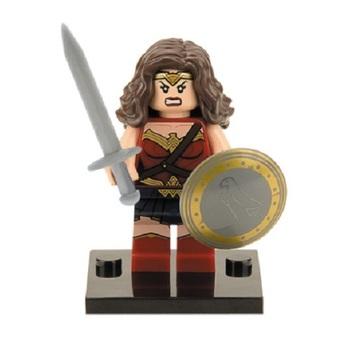 Минифигурка Чудо-женщина / Wonder Woman (Batman v Superman)