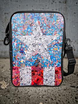 Captain America рюкзак/сумка
