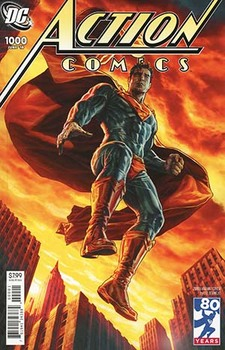 Action Comics #1000 Cover I Variant Lee Bermejo 2000s Cover