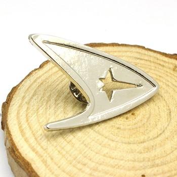 Брошь Стартрек / Star Trek