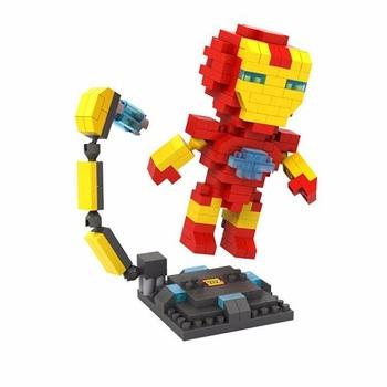 Конструктор LOZ Железный Человек / Iron Man