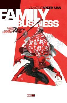 Amazing Spider-Man. Family Business HC