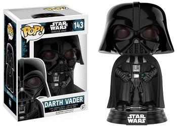 Фигурка-башкотряс Funko Дарт Вейдер Звёздные Войны Изгой-один / Darth Vader Star Wars Rogue One