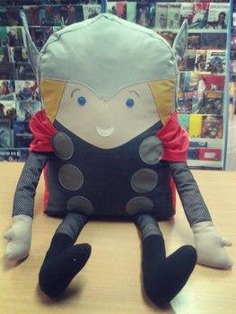 Игрушка-подушка Тор / Thor