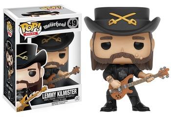 Фигурка Funko Лемми Килмистер / Lemmy Kilmister Motörhead