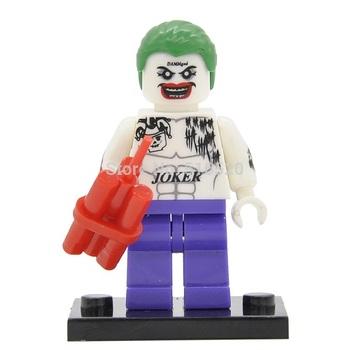 Минифигурка Джокер / Joker (Suicide Squad)