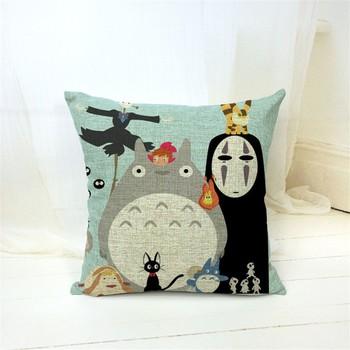 Anime подушка