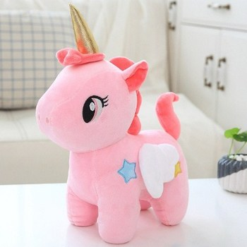Мягкая игрушка Единорог / Unicorn