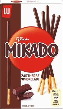 Mikado Черный Шоколад 75 г.