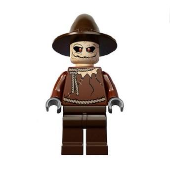 Минифигурка Пугало / Scarecrow