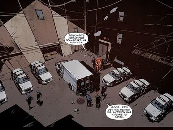 Daredevil/Punisher. Seventh Circle TPB