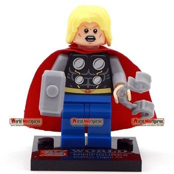 Минифигурка Тор / Thor