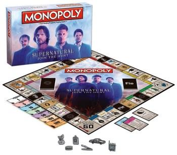 Монополия «Сверхъестественное» / «Supernatural»