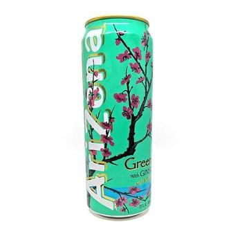 AriZona Зеленый чай Мед (Банка 330 мл)